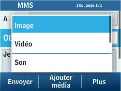 Samsung C3500 Chat 350 - MMS - envoi d'images - Étape 10