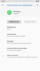 Nokia 8 - Android Pie - Applications - Comment désinstaller une application - Étape 7
