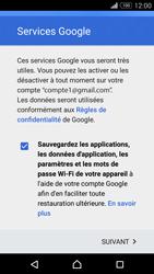Sony D6603 Xperia Z3 - E-mail - Configuration manuelle (gmail) - Étape 14