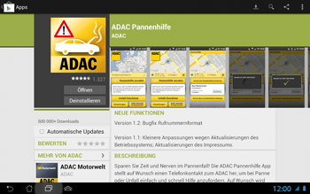 Asus Padfone 2 - Apps - Herunterladen - 26 / 27