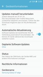 Samsung Galaxy S7 Edge - Software - installieren von Software-Updates - Schritt 7