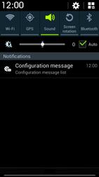 Samsung C105 Galaxy S IV Zoom LTE - Internet - Automatic configuration - Step 4
