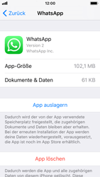Apple iPhone 5s - Apps - Apps deinstallieren - 6 / 8