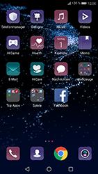 Huawei P10 Lite - SMS - Manuelle Konfiguration - 4 / 10