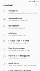 Samsung Galaxy J3 (2017) - Réseau - Sélection manuelle du réseau - Étape 4