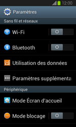 Samsung I8730 Galaxy Express - Internet - Configuration manuelle - Étape 4