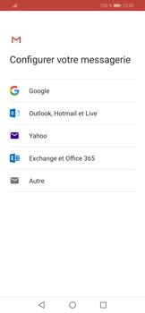 Huawei P Smart (2019) - E-mails - Ajouter ou modifier votre compte Gmail - Étape 7