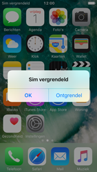 Apple iPhone 5c iOS 10 - Internet - handmatig instellen - Stap 16