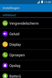 Samsung Galaxy Young 2 (G130HN) - voicemail - handmatig instellen - stap 4