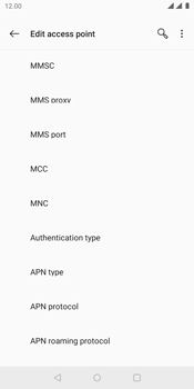 OnePlus 5T - Internet - Manual configuration - Step 14