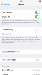 Apple iPhone 6 Plus - Network - Change networkmode - Step 5