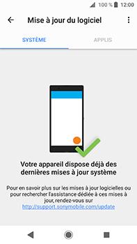 Sony Xperia XA2 Ultra - Appareil - Mises à jour - Étape 7