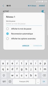 Samsung Samsung G928 Galaxy S6 Edge + (Android N) - Wi-Fi - Accéder au réseau Wi-Fi - Étape 8