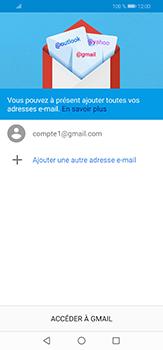 Huawei P30 lite - E-mails - Ajouter ou modifier votre compte Gmail - Étape 12