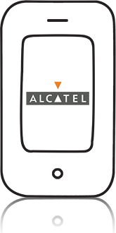 Alcatel (toestel niet gevonden?)