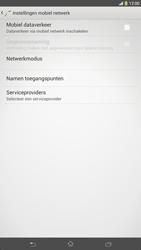 Sony C6833 Xperia Z Ultra LTE - internet - handmatig instellen - stap 6