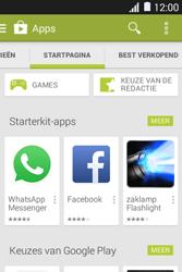 Samsung Galaxy Young2 (SM-G130HN) - Applicaties - Downloaden - Stap 5