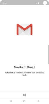 Samsung Galaxy S10 - E-mail - 032a. Email wizard - Gmail - Fase 5