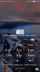 Huawei Huawei P9 - Téléphone mobile - Comment effectuer une réinitialisation logicielle - Étape 4