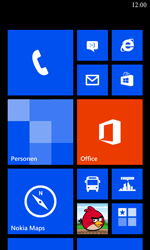 Nokia Lumia 620 - E-mail - E-mails verzenden - Stap 1