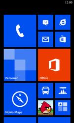 Nokia Lumia 620 - E-mail - Handmatig instellen - Stap 1