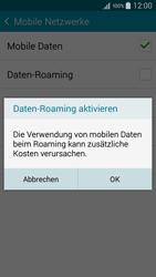 Samsung Galaxy A5 - Ausland - Im Ausland surfen – Datenroaming - 2 / 2