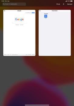 Apple iPad Pro 11 inch 2nd generation (2020) (Model A2230) - Internet - Hoe te internetten - Stap 13
