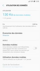 Samsung Galaxy S6 - Android Nougat - Internet - activer ou désactiver - Étape 7