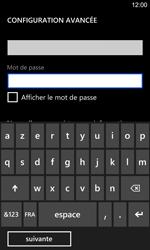 Nokia Lumia 925 - E-mails - Ajouter ou modifier un compte e-mail - Étape 9