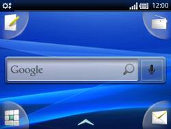 Sony Ericsson Xperia X10 Mini Pro - MMS - Automatische Konfiguration - Schritt 4