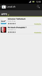 Sony Xperia U - Apps - Installieren von Apps - Schritt 6