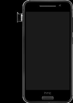 HTC One A9 - SIM-Karte - Einlegen - 8 / 13