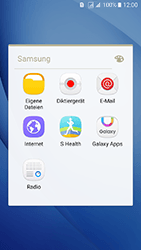 Samsung J510 Galaxy J5 (2016) DualSim - E-Mail - Konto einrichten - Schritt 4