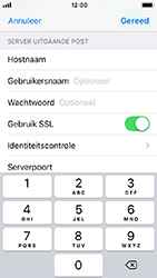Apple iphone-5s-ios-12 - E-mail - Account instellen (IMAP zonder SMTP-verificatie) - Stap 21