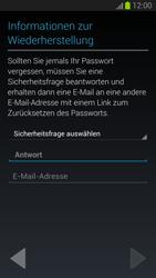 Samsung Galaxy S III - Apps - Einrichten des App Stores - Schritt 8