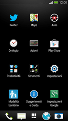 HTC One - Applicazioni - Come disinstallare un
