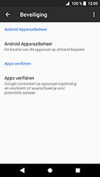 Sony Xperia XZ1 - Beveiliging en privacy - zoek mijn mobiel activeren - Stap 6