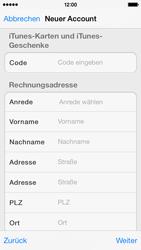 Apple iPhone 5c - Apps - Einrichten des App Stores - Schritt 20