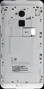 HTC One Max - SIM-Karte - Einlegen - 0 / 0