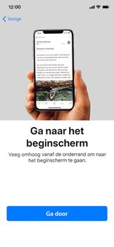 Apple iphone-xs-met-ios-13-model-a1920 - Instellingen aanpassen - Nieuw toestel instellen - Stap 37