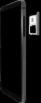 LG G6 - Android Oreo - SIM-Karte - Einlegen - Schritt 5