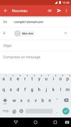 Motorola Moto E (1st Gen) (Lollipop) - E-mails - Envoyer un e-mail - Étape 7