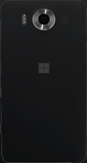 Microsoft Lumia 950 - Primeros pasos - Quitar y colocar la batería - Paso 2