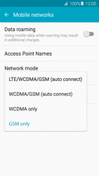 Samsung A310F Galaxy A3 (2016) - Network - Enable 4G/LTE - Step 6