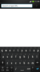 HTC One Mini - Internet - Internet browsing - Step 3