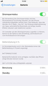 Apple iPhone 6 Plus - Gerät - Batterielebensdauer/Energiesparmodus - 5 / 5
