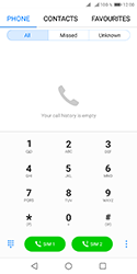 Huawei Y5 (2018) - Voicemail - Manual configuration - Step 3