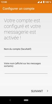 Crosscall Core M4 - E-mails - Ajouter ou modifier un compte e-mail - Étape 23