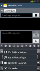 Samsung Galaxy S4 Active - MMS - Erstellen und senden - 12 / 24