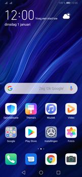 Huawei P30 Pro - Beveiliging - pas de pincode voor je simkaart aan - Stap 2